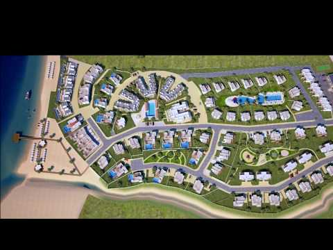 HP1909 - 2 BED LUXURY APARTMENT ON A BEACH FRONT COMPLEX IN BOGAZ, ISKELE