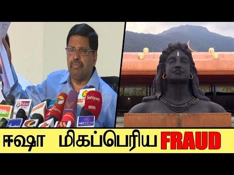மீண்டும் ஈஷா மீது குற்றசாட்டு மோடிக்கும் ஈஷாக்கும் சம்பந்தம்
