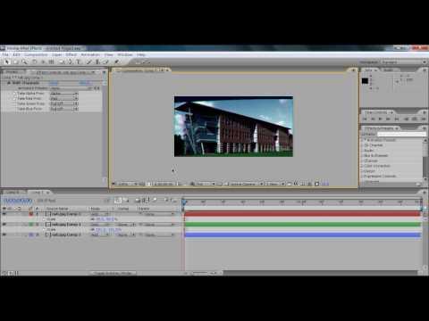 RGB Split Tutorial | After Effects [HD]
