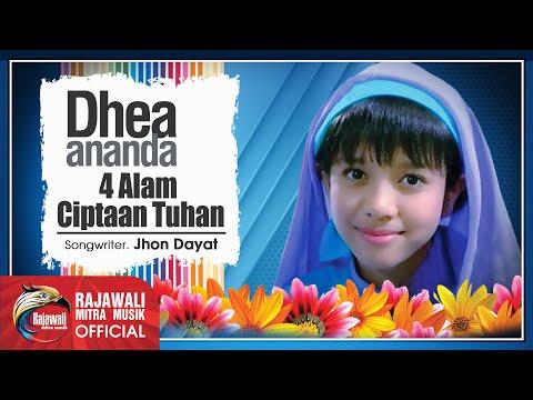 Dhea Ananda - 4 Alam Ciptaan Tuhan [OFFICIAL]