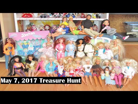 May 7, 2017 Treasure Hunt