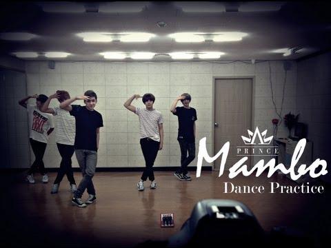 에이프린스 A-PRINCE - Mambo 맘보 안무연습 영상 (Dance Practice)