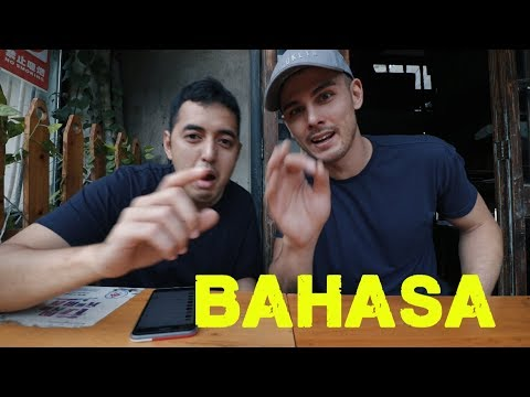 I Learn Indonesian! (Bahasa with Kemal Palevi)