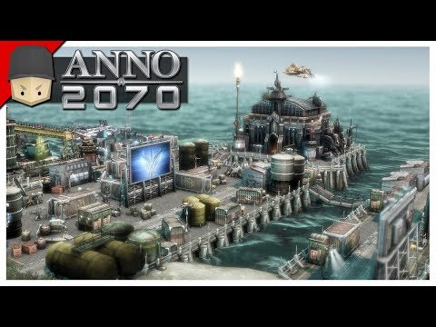 Anno 2070 - Ep.02 : Sushi!