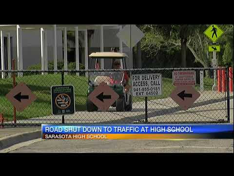 Video: School ave closure 5am May 22, 2018