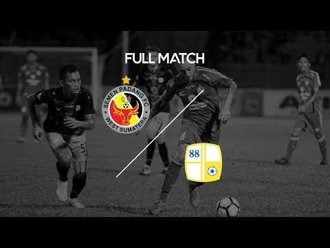 [Live Streaming] Semen Padang vs Barito Putera