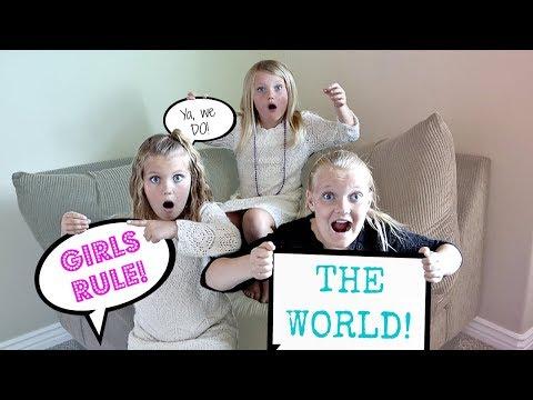 If GIRLS Ruled the WORLD Lyric