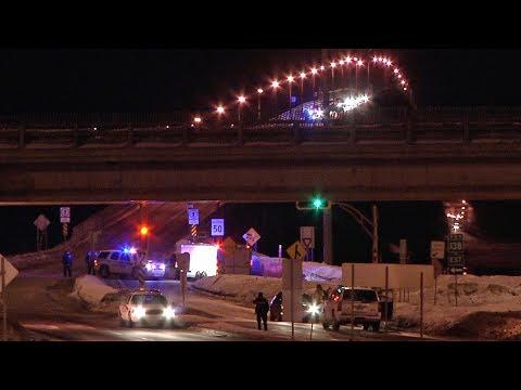Extraits de l'appel log au 911 par Alexandre Bissonnette