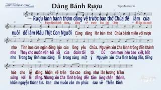 Dâng Bánh Rượu - Lm Nguyễn Duy Vi