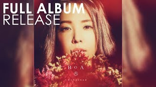 BoA (보아) - Unchained (FULL ALBUM RELEASE + DOWNLOAD LINK)