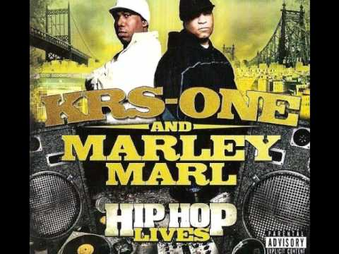 KRS-One - Hip Hop Lives with Lyrics