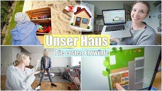 Unsere Hauspläne & 3D Entwurf   Leonas Fashion Haul   Geld sparen   Isabeau