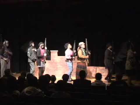 Ohio State Theatre Presents A Song for Coretta