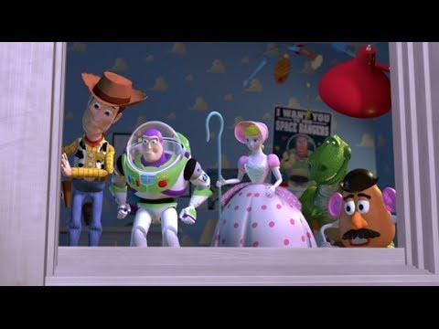 Tnt familia de pel cula toy story youtube - Cochon de toy story ...