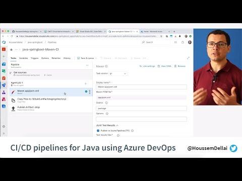Java CI/CD using Azure DevOps - YouTube
