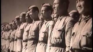 Как казахстанцы уходили на войну в 1941 году