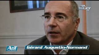 Interview de Gérard Augustin-Normand