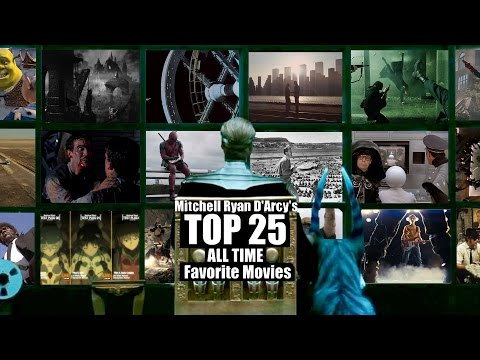 MRD's Top 25 Favorite Films Of All Time