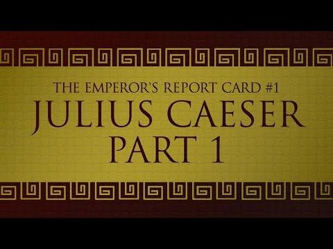 Episode 1.1 - Emperor's Report Card - The Consulship of Julius, and Caesar