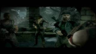 Terminator Salvation - PC Gameplay - First 10 min -HD HQ RU
