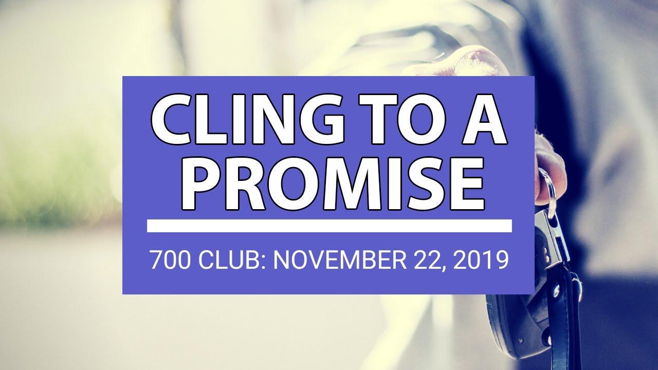 [VIDEO] - The 700 Club - November 22, 2019 3