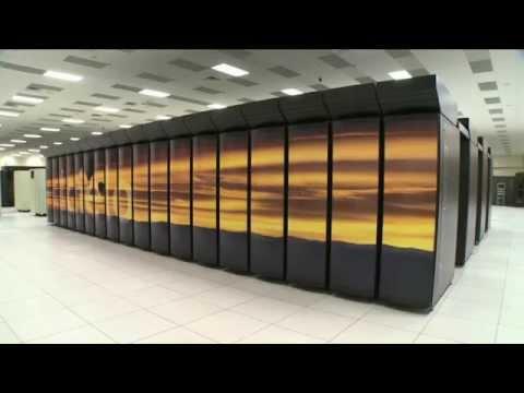 Installation of the Cielo Supercomputer at Los Alamos