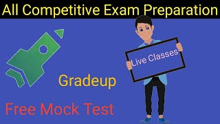 All competitive exam preparation in mobile,Live classes,Free mock test,How to use gradeup app, screenshot 2