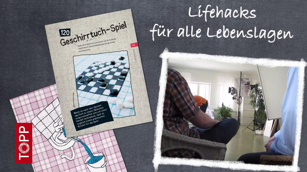 trick 17 365 geniale alltagstipps von kai d du benjamin behnke video zum buch youtube. Black Bedroom Furniture Sets. Home Design Ideas