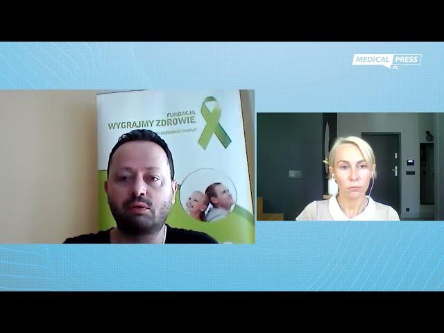 Sytuacja pacjenta z rakiem prostaty - rozmowa z Szymonem Chrostowskim