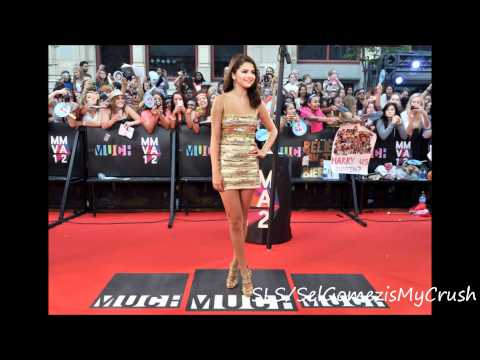 Selena Gomez at the 2012 Muchmusic Video Awards (17th June 2012)