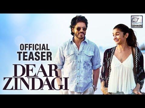Dear Zindagi OFFICIAL Teaser | Shahrukh Khan | Alia Bhatt | Review | LehrenTV