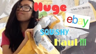SQUISHY PACKAGES FROM EBAY! II Haul #1