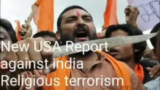 USA report india religious terrorism