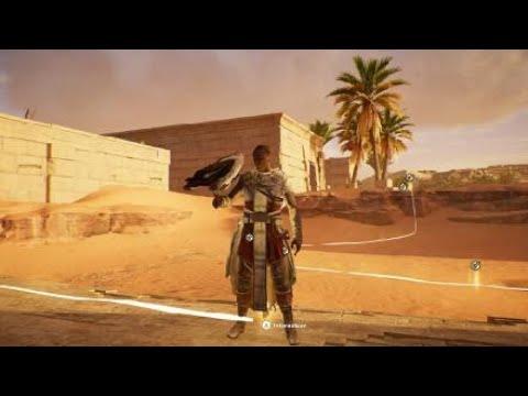 AC Origins / Discovery T/ Sneferu