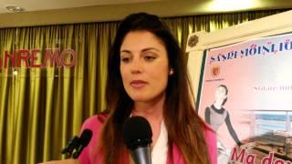 SANREMOINFIORE 2015, INTERVISTA A DANIELA FEROLLA