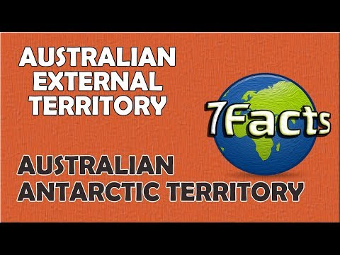 7 Facts about the Australian Antarctic Territory