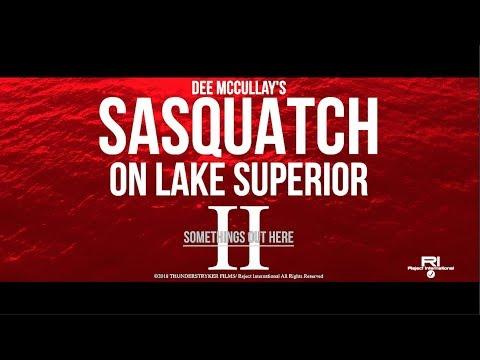 Sasquatch On Lake Superior II