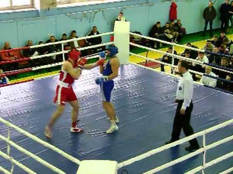 Бокс 2013 турнир Юрия Капитонова и Владимира Кузина