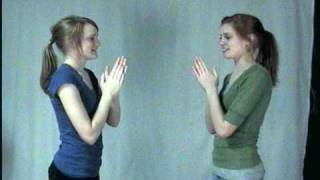 "Hand Clapping Game ""Slide"""