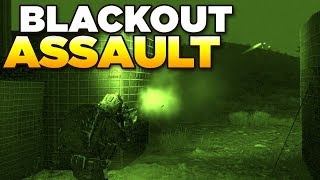 BLACKOUT ASSAULT | ARMA 3 Squad Observer Gameplay