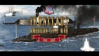 Ironclads: American Civil War Gameplay (PC/HD)