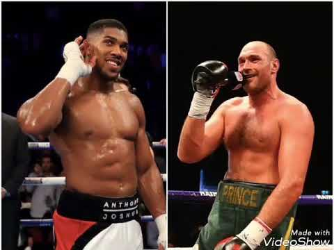 (POV) Potential Tyson Fury fight means more than undisputed (Deontay Wilder) for Anthony Joshua!!!
