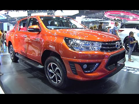 2017 Toyota Hilux on toyota hilux 2016