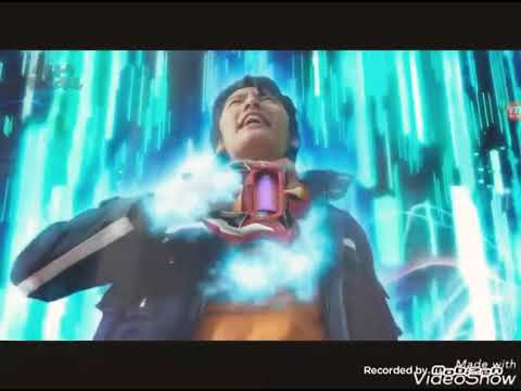 All ultraman geed from primitive solid burning acro smasher magnifent royal mega master,(see dec)