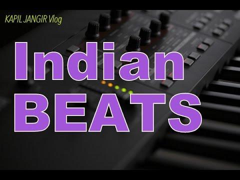 Beat Making tutorial With Logic Pro x Indian Kit ( Tabla Beat Fusion )