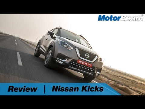 2019 Nissan Kicks Review – Worthy Creta Rival | MotorBeam
