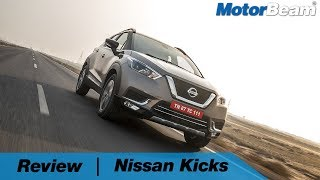 2019 Nissan Kicks Review - Worthy Creta Rival | Motorbeam