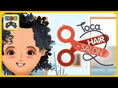 Toca Hair Salon 2 by Toca Boca - iOS / Android - HD Gameplay Trailer - геймплей трейлер