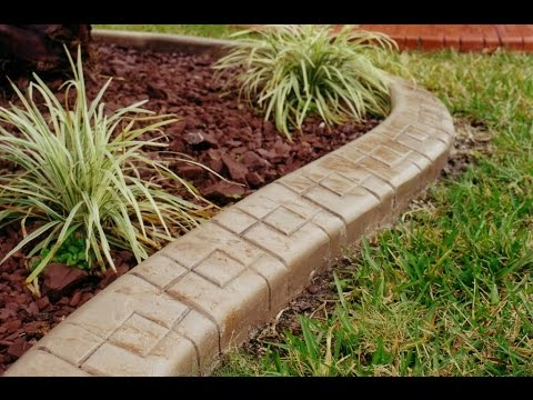 Amazing Plastic Garden Edging