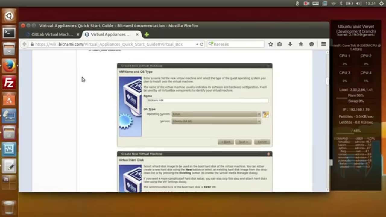 bitnami Virtual Machines GitLab 7 8 1-0   ITFroccs hu